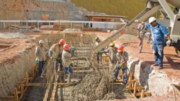 Projeto de Infra Estrutura e Fundações
